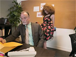 boning the bosses daughter-in-law Cecilia Lion