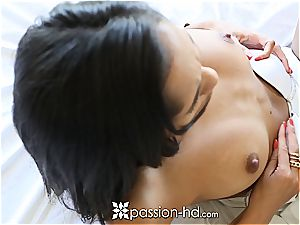 wonderful Chloe Amour gets smashed passionately