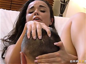 Dillion Harper boinking her BFFs father just for joy