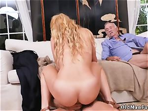hefty titty russian goddess Frannkie And The gang Tag team A Door To Door Saleswoman