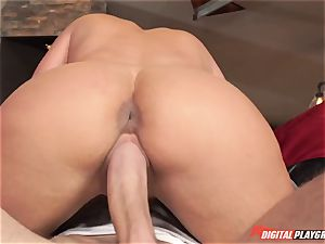 young stud Danny Dee ravages his ex-girlfriend's buxom mom Phoenix Marie