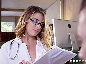 Xander's porno preferences explored by Dr. Chechik