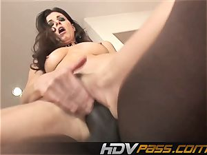 HDVPass multiracial fuckfest with India Summers