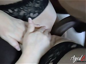 AgedLovE Lacey Starr multiracial gonzo hook-up