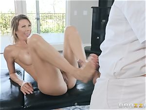 oiled and wood boning Alexis Fawx