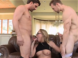 Carter Cruise dual nailed by 2 ample chisels