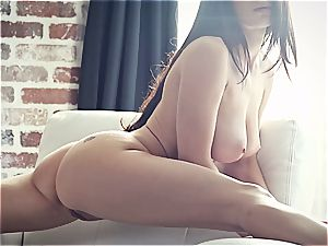 young porn industry star Lana Rhoades is extraordinaire