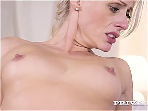 ass-fuck therapy with always crazy blonde mummy