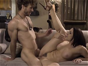 Spoiled pt two Chanel Preston gets her super-hot fuckbox treated