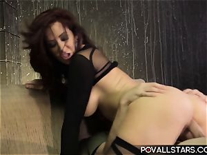 POVAllstars Jayden Jaymes Wants to inhale and penetrates!
