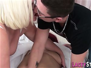 2 Mature tarts With ample tits in Ffm porn