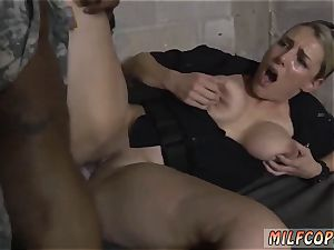 blonde inexperienced mummy facial cumshot gonzo A lot of cops are veterans.