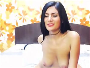 magnificent unexperienced stunner loves To play on cam