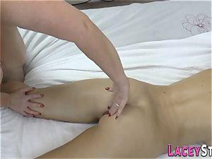 lezzy grandmother masseur