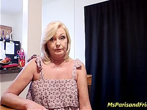 Ms Paris and Her first-timer Theater