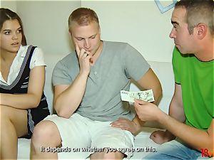legitimate Videoz - He needs the money and she needs spear