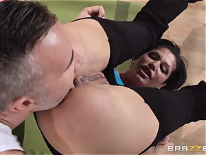 Shay Fox gets her cherry donk nailed for the very first time