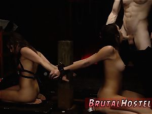 bondage & discipline orgasm dominatrix two young whores, Sydney Cole and Olivia Lua, our down south