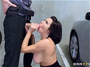 insane mature Veronica Avluv bent over and poked
