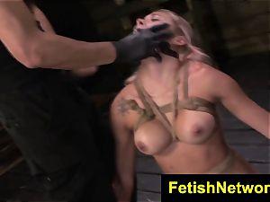 FetishNetwork Marsha May hard inhale