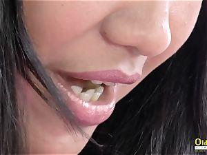 OldNannY Lacey star girl-on-girl Theme killer video