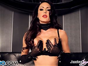 Jessica Jaymes frolicking with her wonderful fuckbox pie