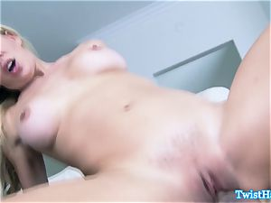 light-haired pro superslut Cherie DeVille porked