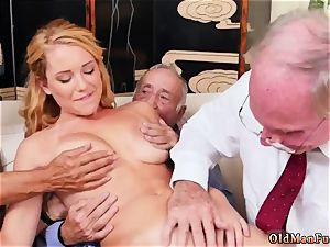 humungous bosoms jizz internal ejaculation gonzo Frannkie And The group Tag squad A Door To Door Saleswoman