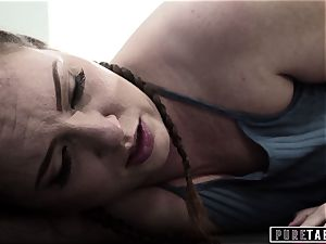 Maddy O'Reilly Exploited into bbc rectal at Doctors examination