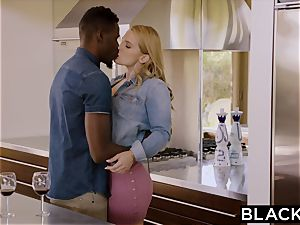 BLACKED super-hot girlfriend hungers and Cheats With big black cock