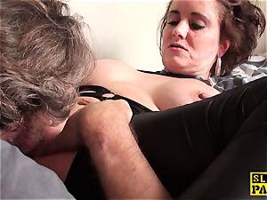 fuckbox ate british mature frigs her fuckbox